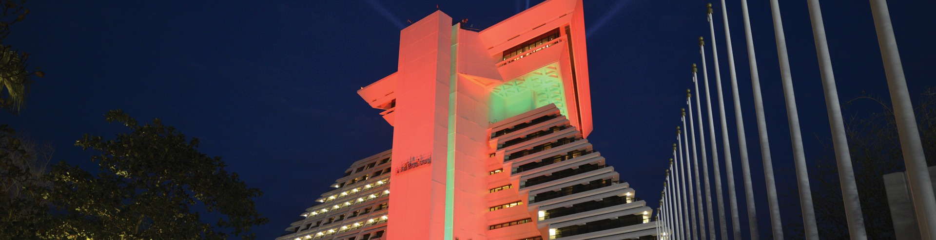 Architectural-lighting-Doha