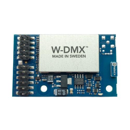 Nano RX <br></noscript> DMX <br> 3.3V/5V-18V <br> Internal Antenna