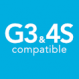 G3 & G4S Compatible