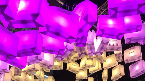 MK Illumination uses W-DMX™ at Christmasworld