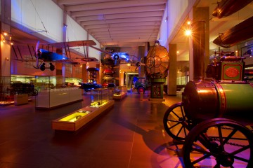 Science Museum in London takes W-DMX™