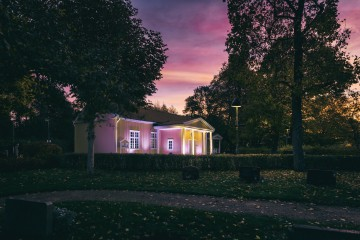 Lights in Alingsås supported by W-DMX™