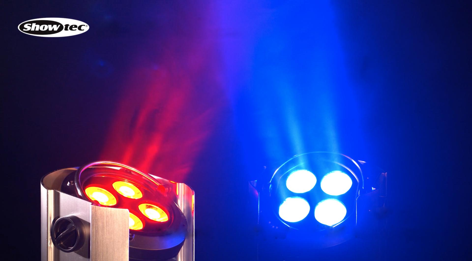 Showtec releases Eventspot 1600 Q4 with W-DMX™