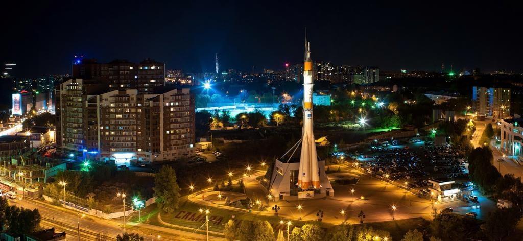 Soyuz rocket powered by W-DMX™