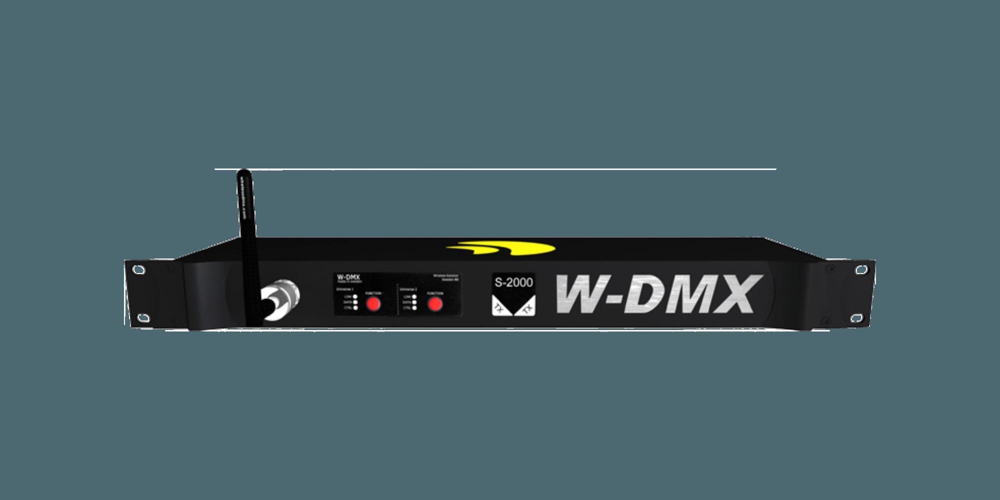 W-DMX™ on tour